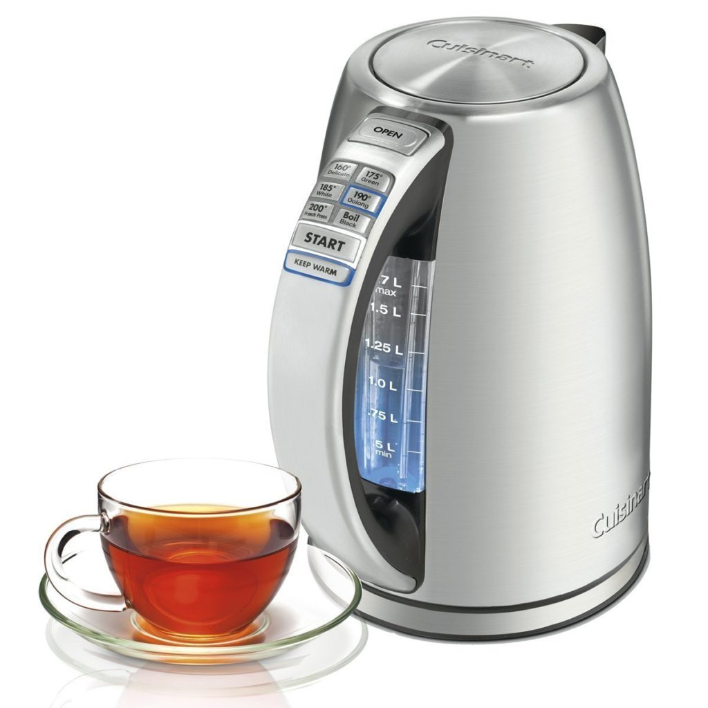Cuisinart CPK-17 PerfecTemp 1.7-Liter Stainless Steel Cordless Electric Kettle Review